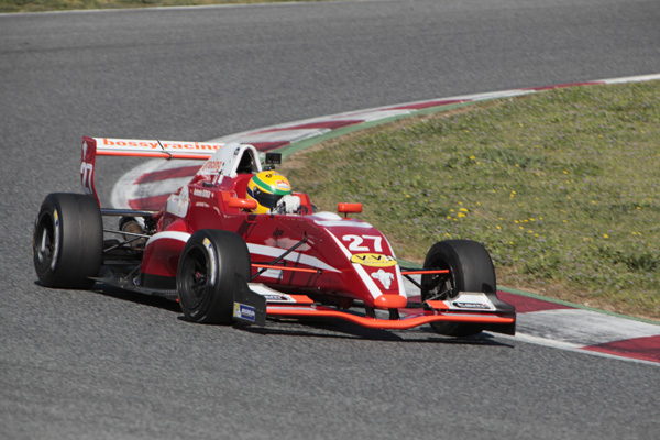 VdeV-2014-Barcelone-monoplace-Antonin-BORGA-photo-de-Maurice-CAMUS.