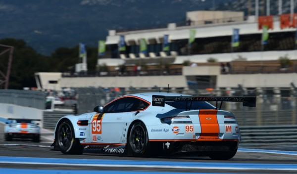 WEC-2014-PAUL-RICARD-Prologue-29-Mars-ASTON-MARTIB-Vantage-TEAM-AMR-Num-95-Photo-Antoine-CAMBLOR
