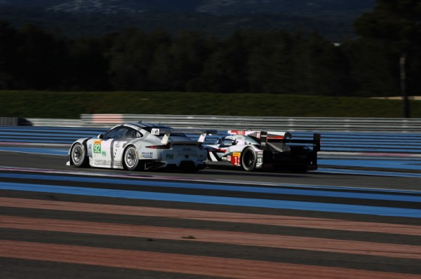 WEC-2014-PAUL-RICARD-Prologue-29-Mars-PORSCHE-Num-92-et-AUDI-num-1-LMP1-et-GT-Photo-Antoine-CAMBLOR.