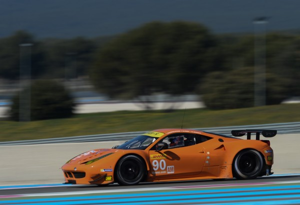 WEC-2014-PAUL-RICARD-Prologue-essais-vendredi-28-Mars-FERRARI-F458-de-Potolicchui-Roda-Ruberti-Team-8-STAR-Motorsport-Photo-Antoine-CAMBLOR
