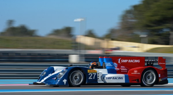 WEC-2014-PAUL-RICARD-Prologue-essais-vendredi-28-Mars-ORECA-03-NISSAN-Team-SMP-Racing-Photo-Antoine-CAMBLOR