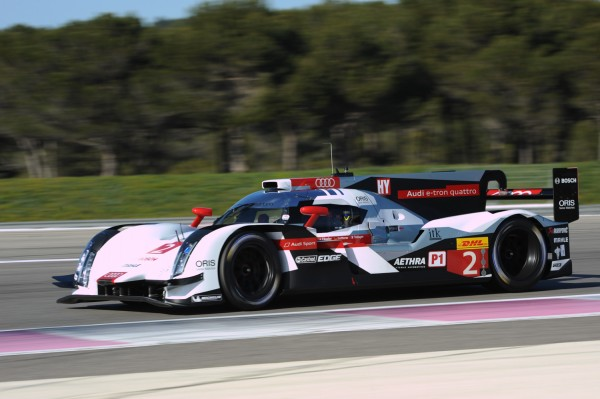 WEC-2014-PROLOGIE-Paul-RICARD-AUDI-N°2-Photo-Antoine-CAMBLOR