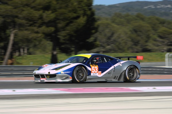 WEC-2014-PROLOGIE-Paul-RICARD-FERRARI-F458-Team-RAM-Photo-Antoine-CAMBLOR
