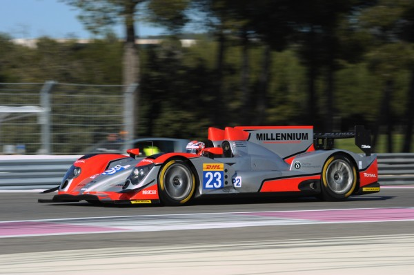 WEC-2014-PROLOGIE-Paul-RICARD-ORECA-03-NOSSAN-Team-Lillennium-de-Shinji-NAKANO-Photo-Antoine-CAMBLOR
