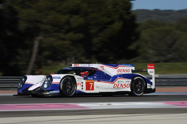 WEC-2014-PROLOGIE-Paul-RICARD-TOYOTA-N°7-Photo-Antoine-CAMBLOR