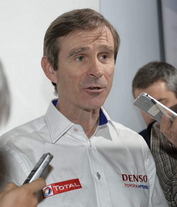 WEC-2014-Presentation-Team-TOYOTA-Circuit-Paul-RICARD-Jeudi-27-Mars-Pascal-VASSELON-Photo-Max-MALKA