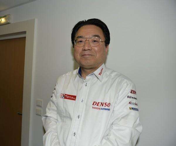 WEC-2014-Presentation-Team-TOYOTA-Circuit-Paul-RICARD-Jeudi-27-Mars-Yoshihiro-KINOSHITA-Photo-Max-MALKA