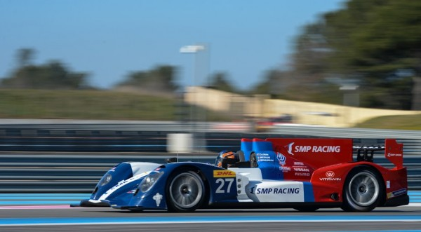 WEC-2014-Prologue-29-Mars-Paul-Ricard-ORECA-03-NISSAN-du-Team-SMP-Num-27-Photo-Antoine-CAMBLOR