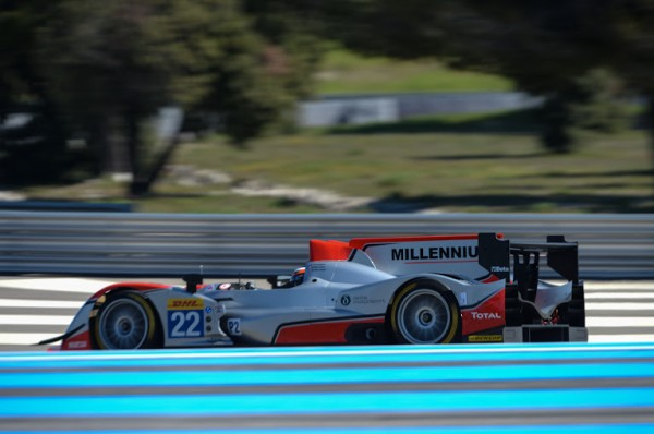 WEC-2014-Prologue-le-29-Mars-Circuit-PAUL-RICARD-ORECA-03-NISSAN-Num-22-du-Team-MILLENNIUM-Photo-Antoine-CAMBLOR