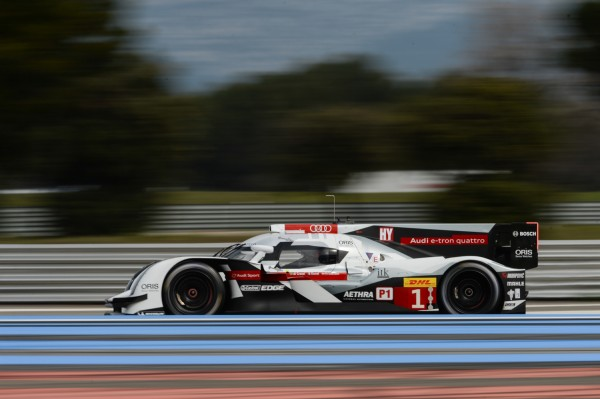 WEC-2014-prologue-Paul-RICARD-AUDI-N°1-la-plus-rapide-samedi-29-Mars-séance-matinale-Photo-Antoine-CAMBLOR.