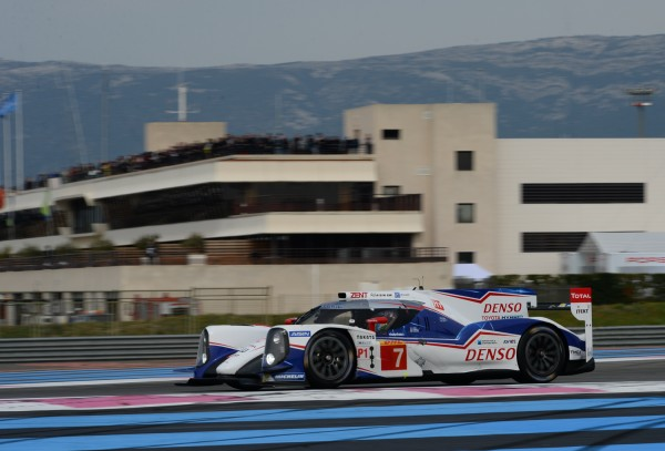 WEC-2014-prologue-Paul-RICARD-TOYOTA-la-N°7-samedi-29-Mars-séance-matinale-Photo-Antoine-CAMBLOR