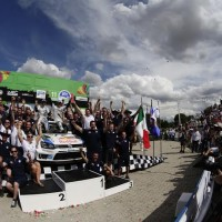 WRC-2014-MEXIQUE-ARRIVEE-VICIORIEUSE-DE-SEB-OGIER-Photo-TEAM