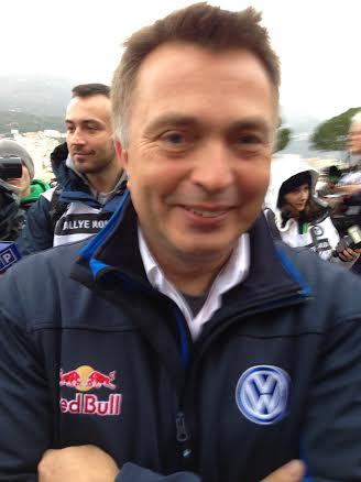WRC 2014 MONTE CARLO - JOST CAPITO VW