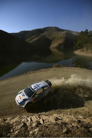 WRC-2014-RALLYE-DU-MEXIQUE-VW-POLO-Andreas-MIKKELSEN-Photo-TEAM