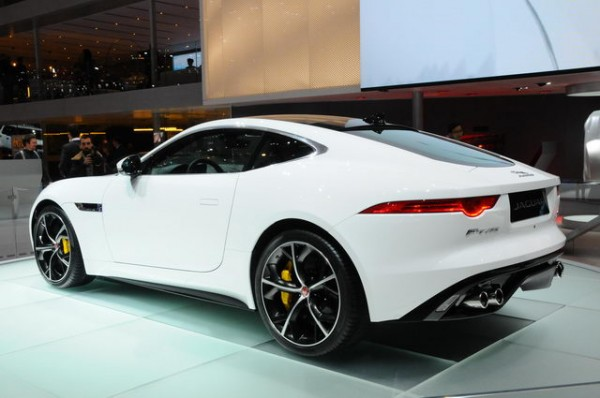 COUPÉ JAGUAR F TYPE R