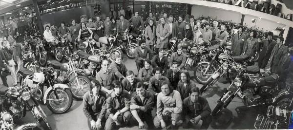 LA LEGENDE MURIT DEMARRE EN 1954