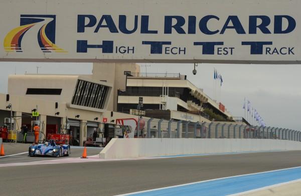 ELMS 2014 Essai PAUL RICARD - L ALPINE A450 prend la 1ere la piste de la saison 2014- Photo Max MALKA