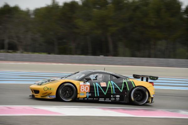 ELMS-2014-Essai-PAUL-RICARD-La-FERRARI-F458-du-Team-Suisse-KESSEL-Racing-Photo-Max-MALKA