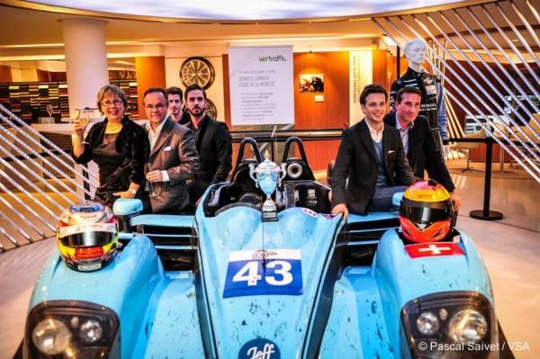 ELMS-2014-LE-TEAM-de-Benoit-NORAND-Soiree-NEWBLOOD-by-MORAND-Show-Room-GEORGE-V-BMW-a-PARIS-le-mardi-22-avrul-photo-VISION-SPORT.