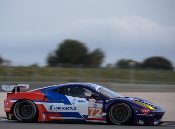 ELMS-2014-Prologie-Paul-RICARD-FERRARI-F458-Team-SMP-Racing-Photo-Antoine-CAMBLOR
