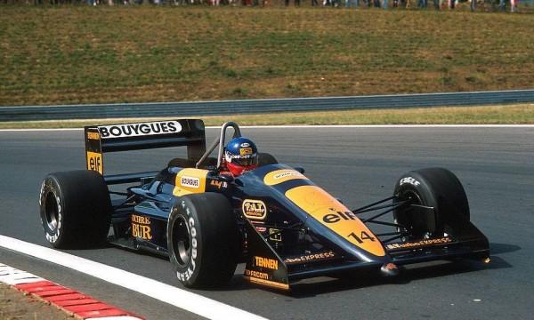F1 1989 AGS PHILIPPE STREIFF
