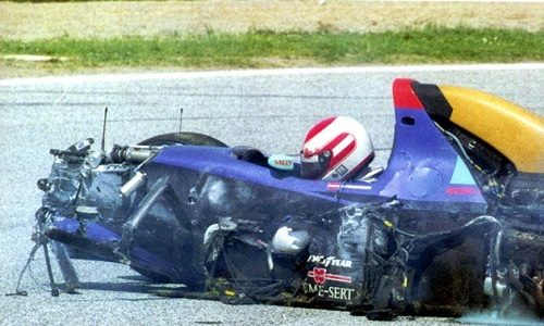 F1-1994-30-avril-le-drame-de-Roland-RATZENBERGER.