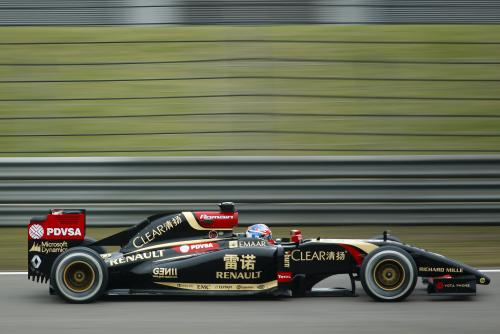 F1-2014-SHANGHAI-La-LOTUS-RENAULT-de-Romain-GROSJEAN-photo-Team