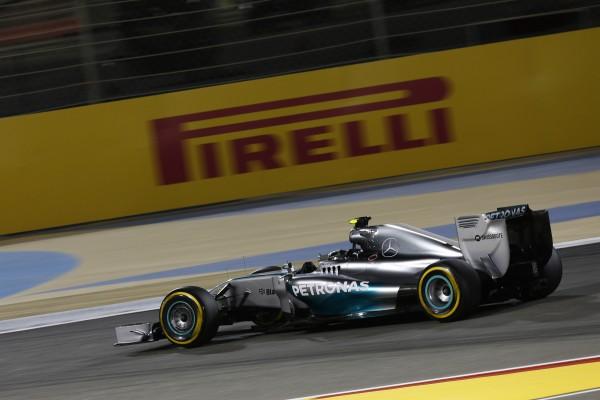 F1 BAHREIN MERCEDES NICO ROSBERG