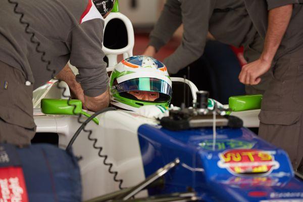 F1 Test FIORANO Simona de SILVESTRO SAIBER C31