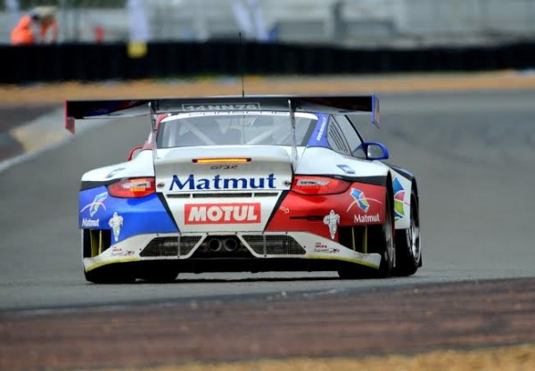 GT TOUR 2014 LE MANS - PORSCHE Team IMSA NARAC ARMINDO - Photo Claude MOLINIER