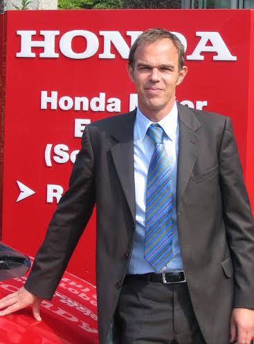 HONDA-FRANCE-Portarit-Christophe-Decultot-Honda-France-Vice-Président