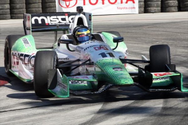 INDYCAR-2014-LONG-BEACH-Seb-BOURDAIS-Team-KV.