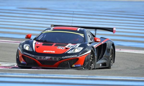 ELMS 2014 - Team ART GP  Alex PREMAT McLaren - Photo Max MALKA.