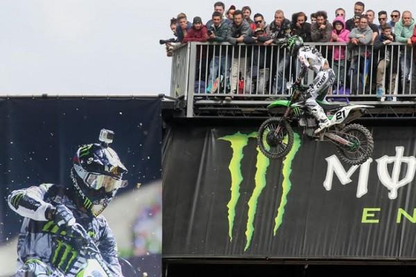 MOTO CROSS MONDIAL 2014 - Au GP ITALIE 13 avril - Gautier PAULIN.
