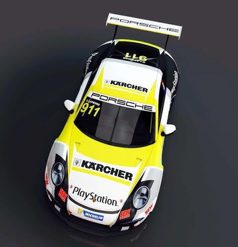 PORSCHE-CARRERA-CUP-2014-Presentation-Team-SLR-Christophe-LAPIERRE