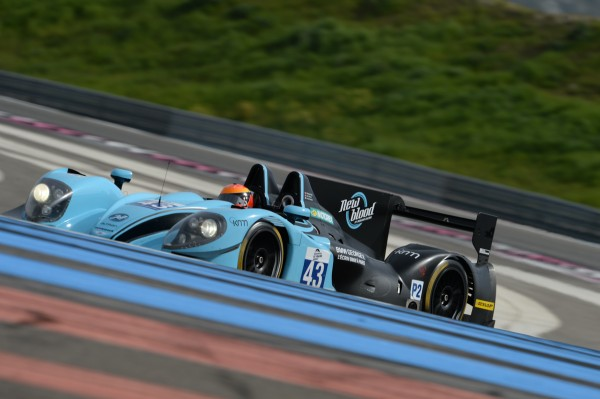 ELMS 2014- Test au Paul RICARD- La MORGAN du Team NEWBLOOD - Phopto Antoine CAMBLOR