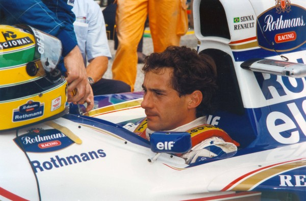 SENNA WILLIAMS 1994 autonewsinfo BBakalian.