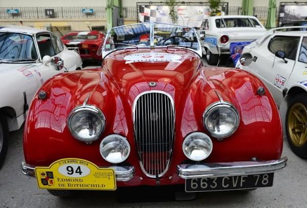 TOUR-AUTO-2014-JAGUAR-XK-120-Roarster-de-1953-de-Francoii-VIEVILLE-et-Pascal-PAPAZYAN-Photo-Max-MALKA