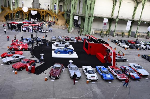 TOUR-AUTO-2014-Stand-FERRARI-sous-la-Verriere-du-Grand-PALAIS-a-PARIS-Lundi-7-avril-Photo-Max-MALKA