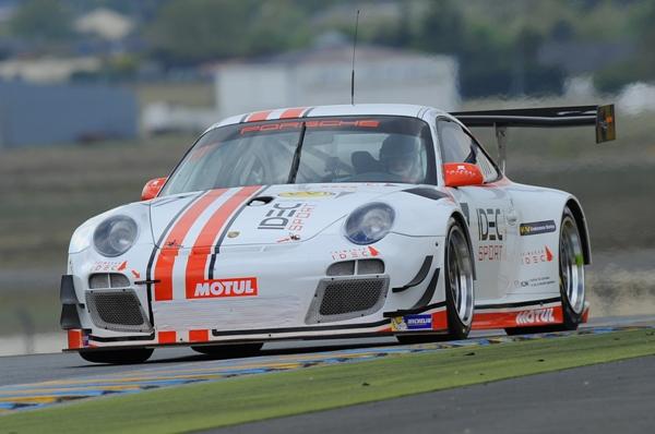 VdeV 2014 - La PORSCHE du RUFFIER Racing
