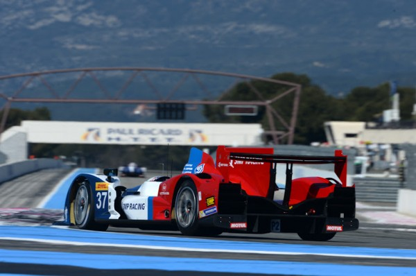 WEC 2014 PAUL RICARD Prologue 29 Mars - ORECA 03 NISSAN TEAM SMP Racing Num 37 - Photo Max MALKA