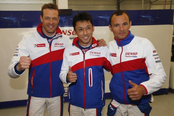 WEC-2014-SILVERSTONE-les-pilotes-de-la-TOYOTA-Nim-7-WURZ-Alexander-Sarrazin-Stephane-Nakajima-Kazuki