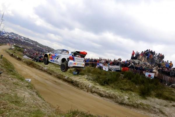 WRC 2014 FAFE RALLY 29 MARS VW POLO OGIER et INGRASSIA