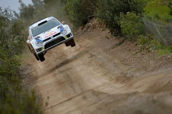 WRC 2014 PORTUGAL VW POLO  de MIKKELSEN