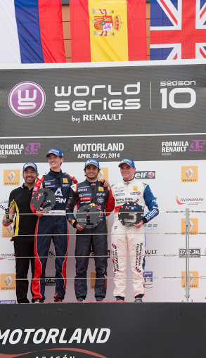 WSR-2014-MOTORLAND-1ére-course-Podium-Photo-Antoine-CAMBLOR.