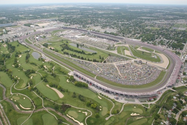 CIRCUIT Indianapolis speedway