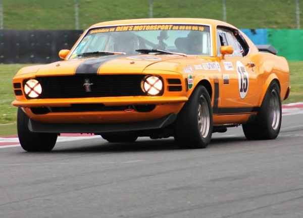 CLASSIC DAYS 2014 -Encore une superbe MUSTANG