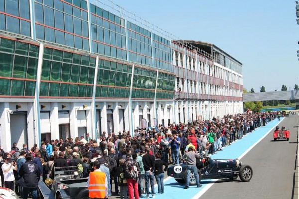 CLASSIC DAYS 2014 -Grosse affluence ce week end a MAGNY Cours