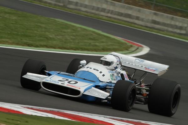 CLASSIC DAYS 2014 - MATRA F1