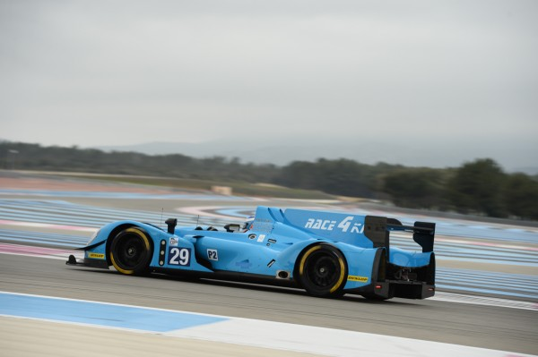 ELMS 2014 Essai PAUL RICARD - La MORGAN du Team PEGASUS - Photo Max MALKA.j